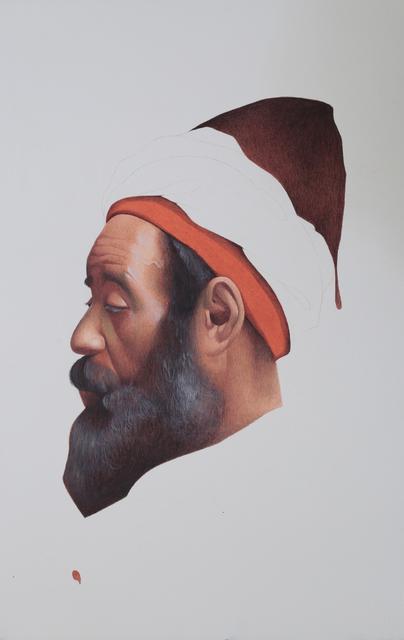 , 'Profile of Moroccan Man, After Josep Tapiró Baró,' 2016, Aicon Gallery