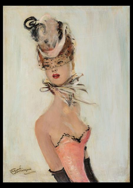 , 'Mizza,' 20th Century, Galerie de Souzy