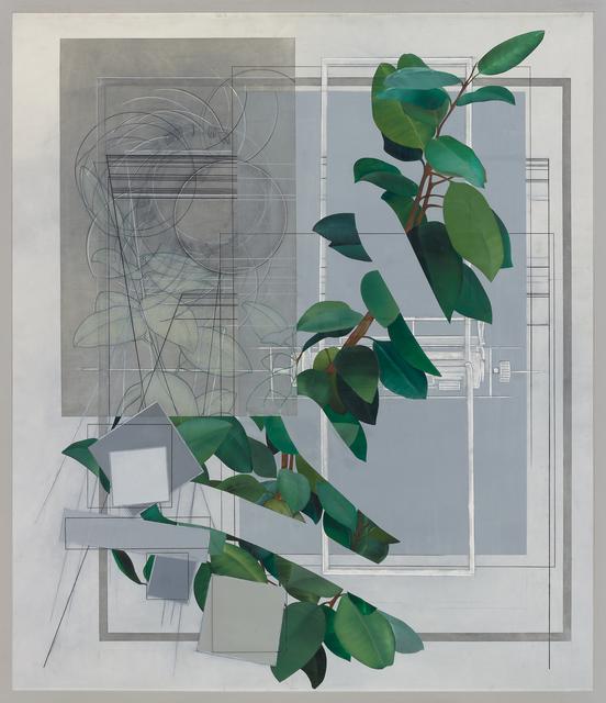 , 'Büro,' 2018, G2 Kunsthalle