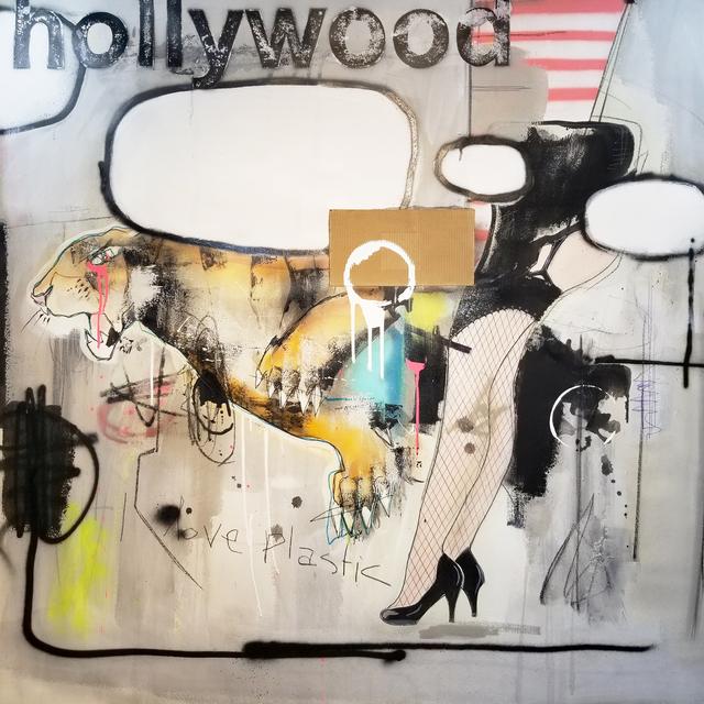 , 'Hollywood,' 2017, Galerie LeRoyer