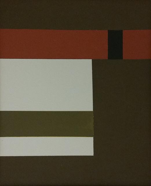 , ''B.Z' XV,' 2012, Galeria Berenice Arvani