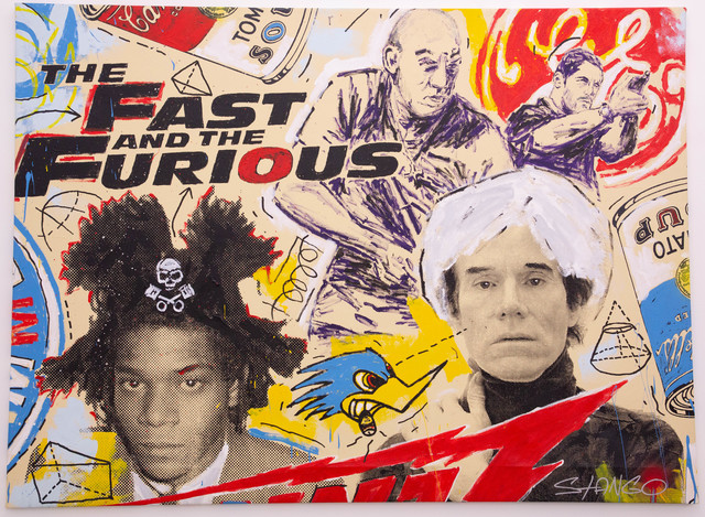 John Stango, 'Fast and Furious ', ca. 2018, The Compound Gallery