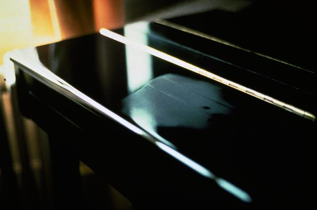 , 'Breath on Piano,' 1993, Lulu