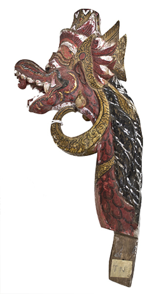 Unknown Artist, 'Garuda - finial', 19th Century, David Barnett Gallery