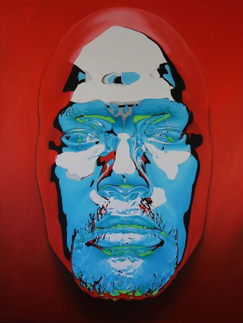 , 'Diovadiova Chrome Kip III,' 1987, Jonathan LeVine Projects