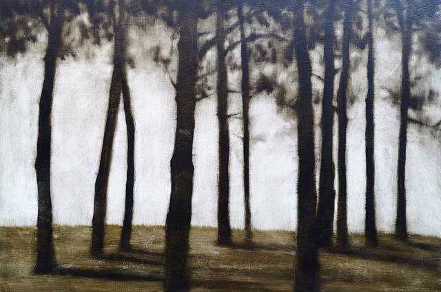 Kai Savelsberg, 'Seitwärtsfluchten II', 2018, Galleri Hera