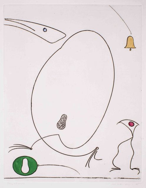 Max Ernst, 'La Cloche', 1967, Wallector