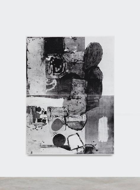 , 'Mixed Media B/W 07,' 2019, V1 Gallery