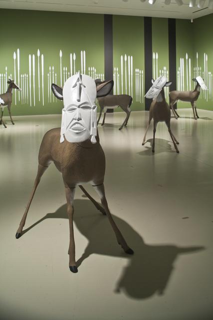 , 'Neo Primitivism 2,' 2007-2014, Seattle Art Museum