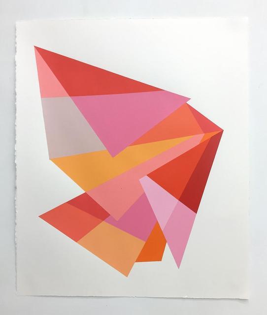 , 'Beyond the Fold,' 2018, Galleri Urbane