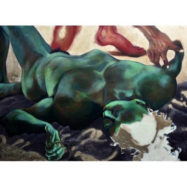 , 'The golden hall of herot ,' 2017, Lotus Art Gallery