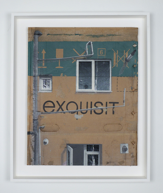 , 'London Exquisit.,' 2014, Jonathan LeVine Projects