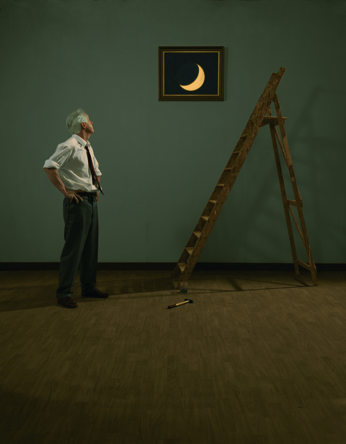 , 'Untitled nr.232 (Moon),' 2010, Paci contemporary