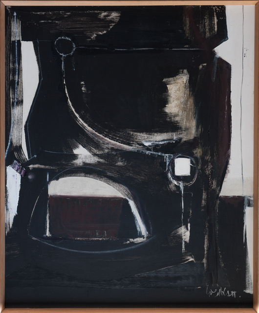 , 'Abstract No. 26 ,' Unknown, EBONY/CURATED