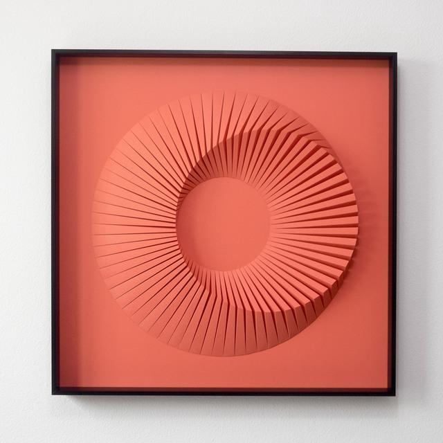 , 'Eclipse B Pink,' 2018, Contempop Gallery