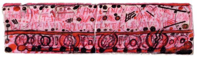, 'FHWLdN,' ca. 2012, christian berst art brut