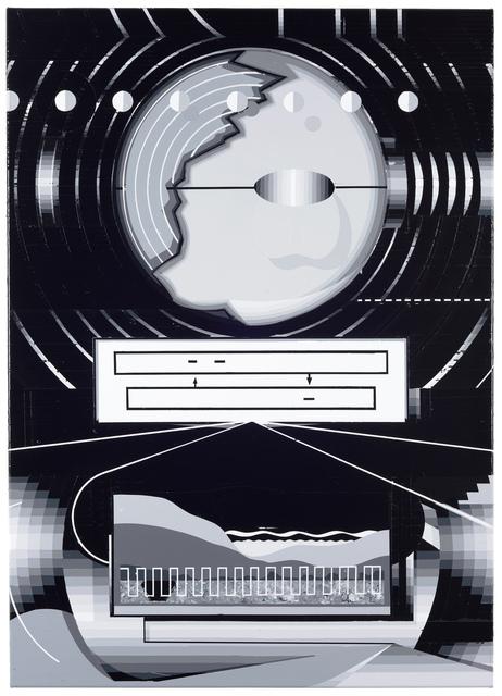 , 'KEN17-SW,' , G2 Kunsthalle