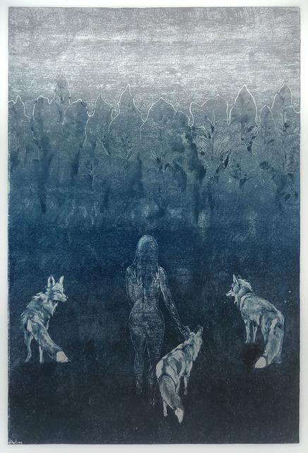 , 'Towards the Forest,' 2017, Art of Treason