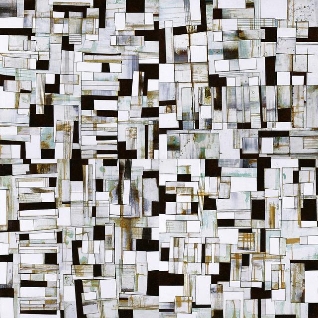 , 'Dried Salt Ponds,' 2016, Avenue 12 Gallery