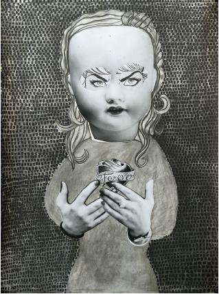 , 'Forever,' 2016, Saskia Fernando Gallery