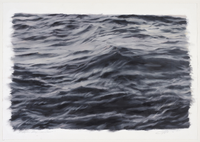 Clifford Smith, 'Study for Gray Ocean Crest', 2011, Gerald Peters Gallery