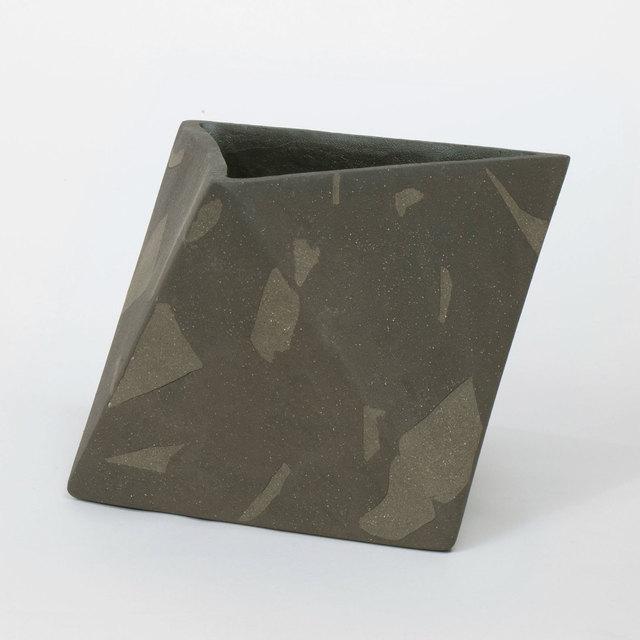 , 'Octahedron Vessel,' 2014, Patrick Parrish Gallery