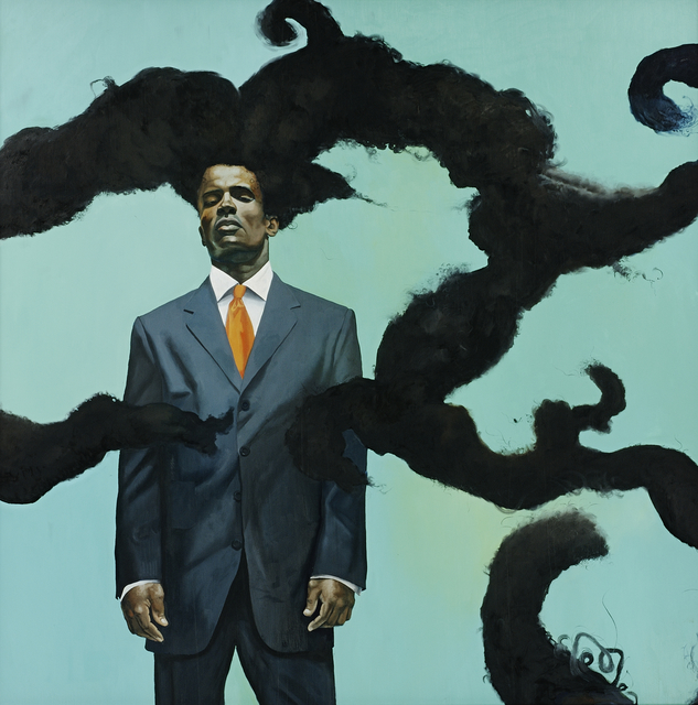 , 'Conspicuous Fraud Series #1,' 2001, Brooklyn Museum