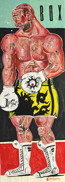, 'Kleomedes - Boxer #2,' 2015, DECORAZONgallery