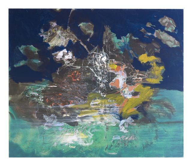 Mehran Elminia, 'untitled', 2014, rosenfeld