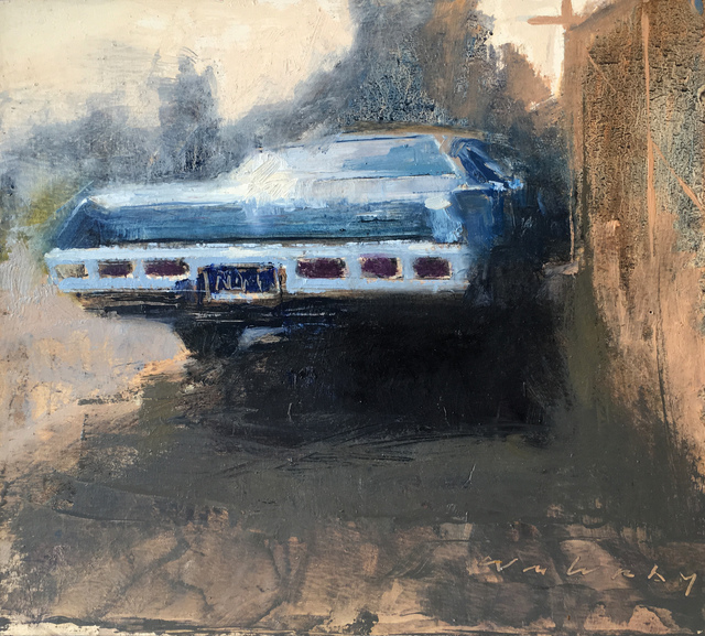 William Wray, 'The Bumper', 2016, Sue Greenwood Fine Art