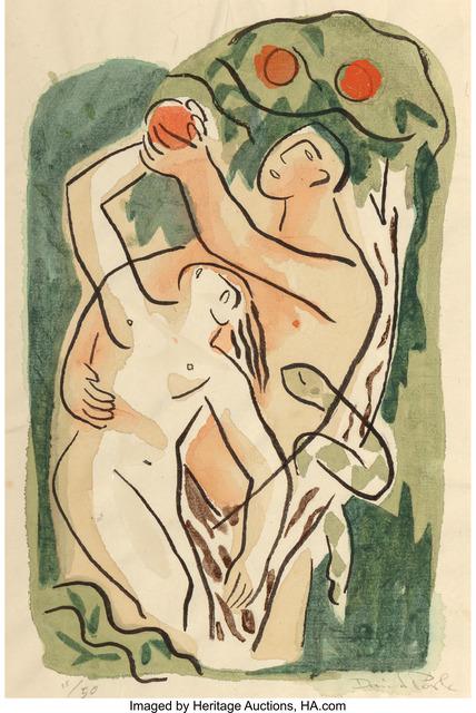 David Park, 'Genesis', 1935, Heritage Auctions