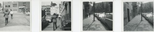 , 'Following Piece,' 1969, Deborah Bell Photographs