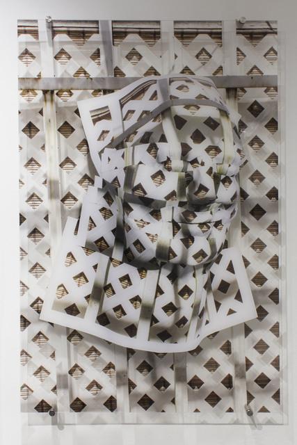 , 'Rejas (Fence),' 2018, Galería Petrus