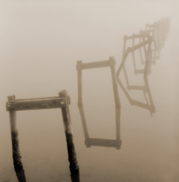, 'Abstract Pier I,'  2000-2005, The Lionheart Gallery