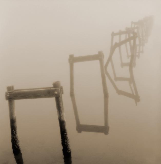 , 'Abstract Pier I,'  2000-2005, Paraphé
