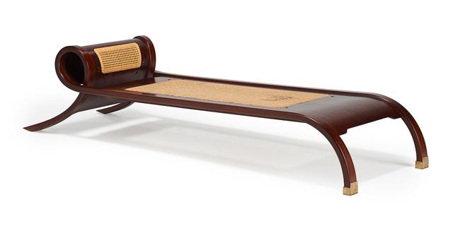 Gary Stephan, 'Ribbon Chaise', Rago