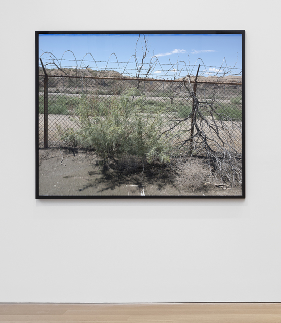 , 'At The Border, Indeterminate Status (Disappear) El Paso, Texas,' 2017, Alexander and Bonin