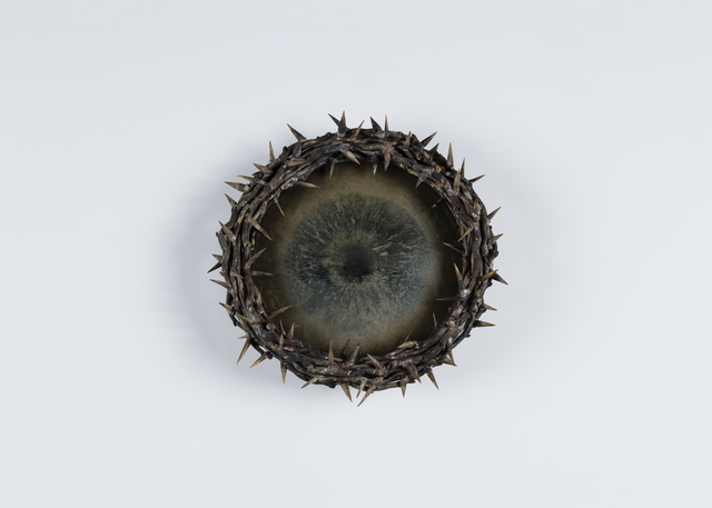 Onik Agaronyan, 'Mirror in the Shape of a Crown of Thorns', 2017, Maison Gerard