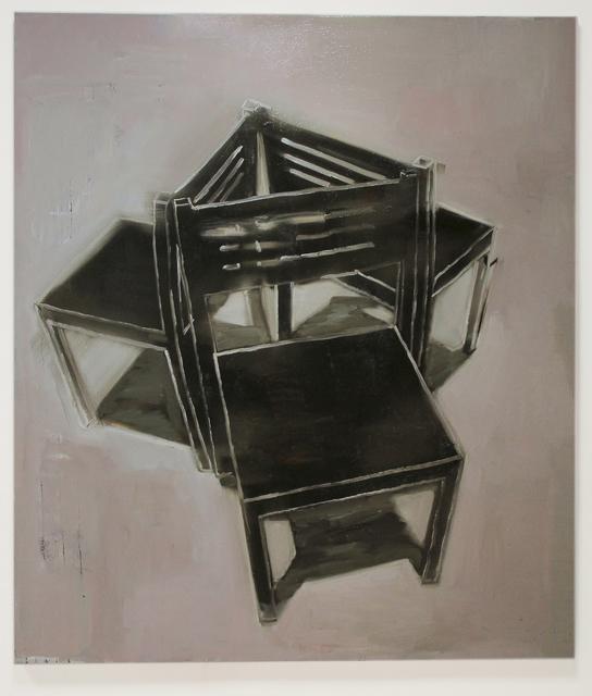 , 'Three Chairs,' 2011, Galeria Kalo