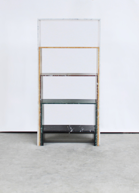 , 'Fragments Layered Shelf,' 2015, The Future Perfect