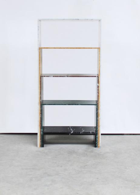 , 'Fragments Layered Shelf,' 2015, The Future Perfect