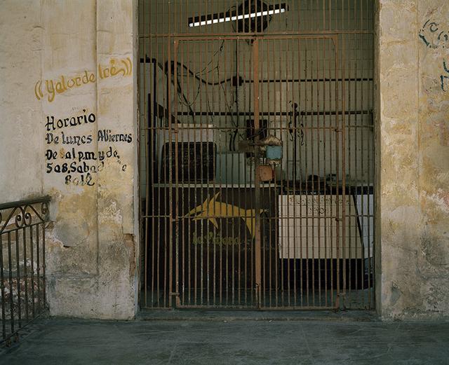 , 'Storefront, Cerro Neighborhood, Havana ,' 2005, Wall Space Gallery