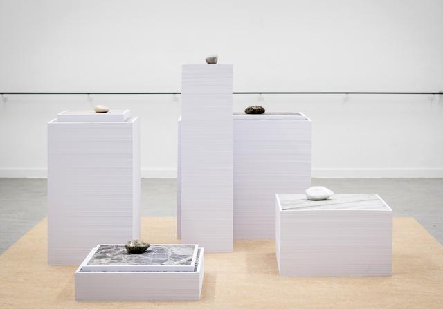 , 'Paper Scissors Stone,' 2014, Meessen De Clercq