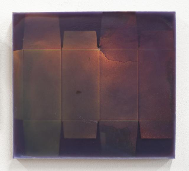 , 'Walgreens Ibuprofin 02 (unframed waxwork),' 2018, Front Room Gallery