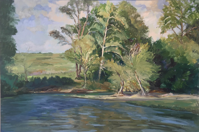 , 'Caddo River ,' 1997, Greg Thompson Fine Art