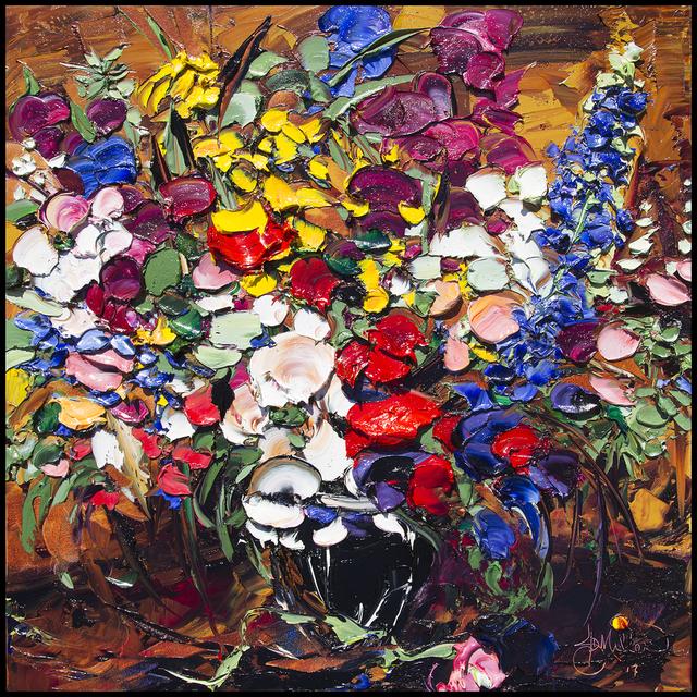 , 'Floral Celebration,' ca. 2018, Samuel Lynne Galleries