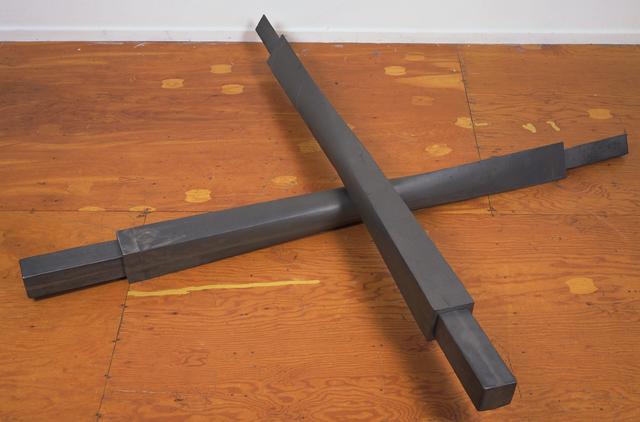 , 'Untitled (Crossbeans),' 1986, Galería La Caja Negra