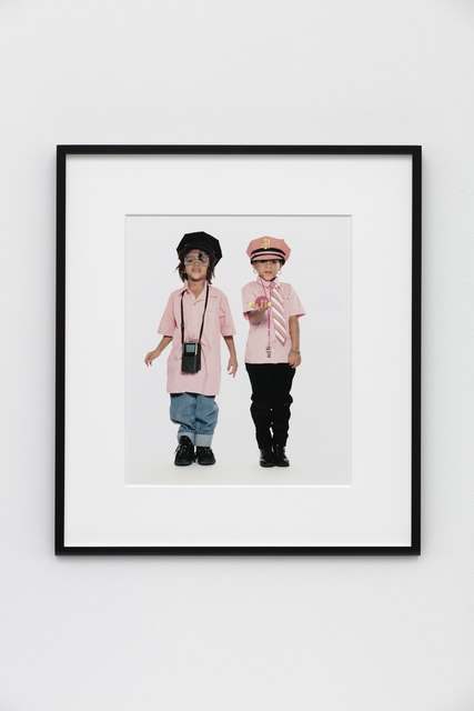 , 'Brandon and Jodi,' 1996-1997, Esther Schipper
