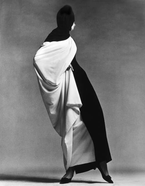 , 'Jean Shrimpton, Toga by Forquet, Paris Studio, August 1965,' 1965, Huxley-Parlour