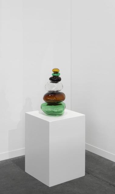 , '*kar,' 2017, Galerie Laurence Bernard